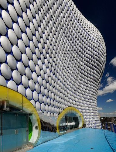 Jan Kaplický, Future Systems -The extraordinary Selfridge's building, Birmingham