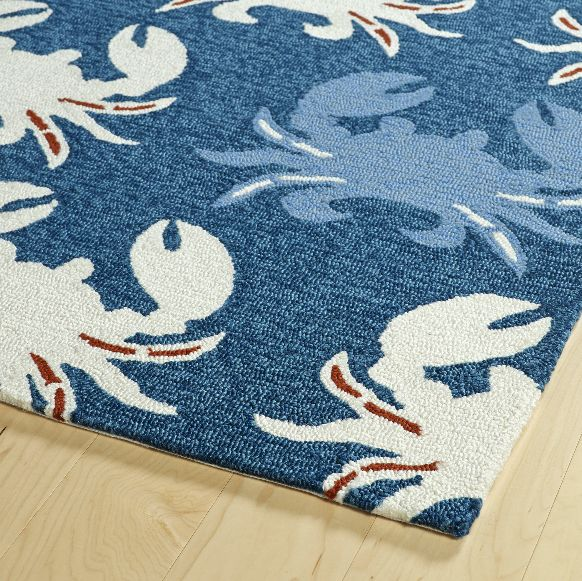Nautical Area Rugs are perfect for your beach themed home! Whether you need a rustic, modern, contemporary, antique, coastal, beach, or tropical themed nautical rug, we have you covered. In addition, we have nautical runners and mats.