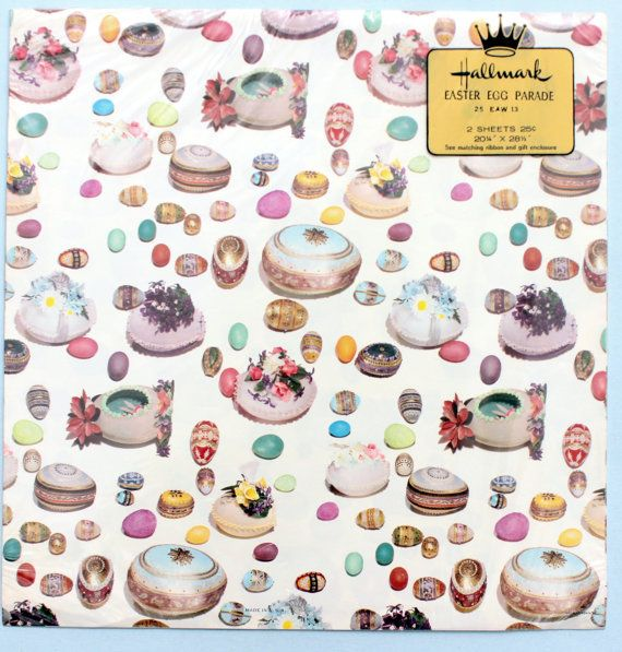 84 best wrapping paper easter joy images on pinterest wrapping hallmark gift wrap wrapping paper easter by phototreasurechest 400 negle