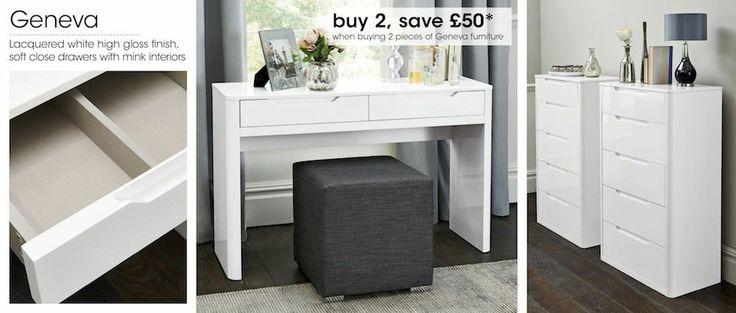 Bedroom Furniture - Page 8