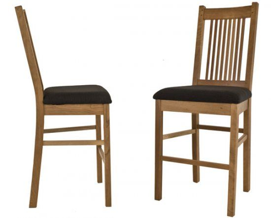 Our high end handcrafted american mission counter stool for High end counter stools