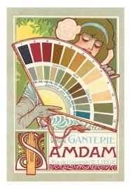 art nouveau color palette google search design seeds. Black Bedroom Furniture Sets. Home Design Ideas