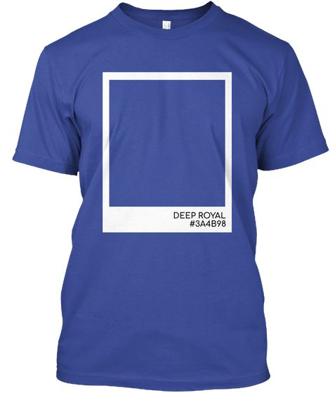 Deep Royal Color Deep Royal Kaos Front