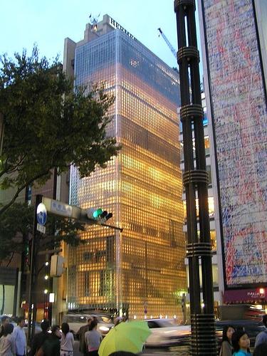Hermes Store  - Tokyo - Renzo Piano