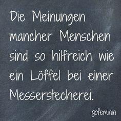 #spruch #zitat #sprüche #lustig Noch mehr coole Sprüche gibt's bei gofeminin.de! – Bibi Silies