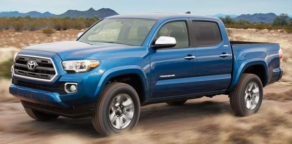 2016 Toyota Tacoma Release, Price, MPG, Specs and Review