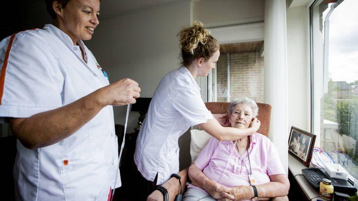 Het kabinet trok vanavond 200 miljoen extra uit voor de verpleeghuizen. Zijn daarmee alle problemen opgelost?
