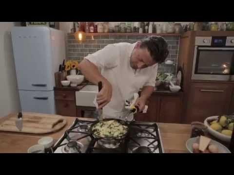 Джейми Оливер - Как приготовить фриттату. - YouTube