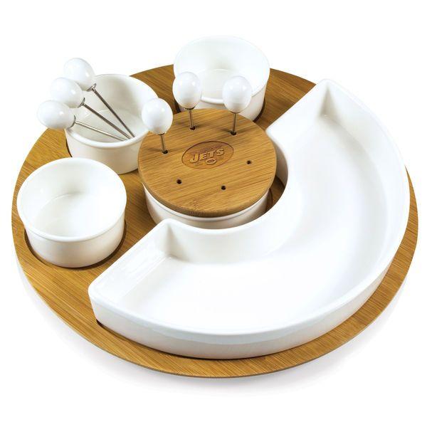 New York Jets Symphony Platter - $55.99