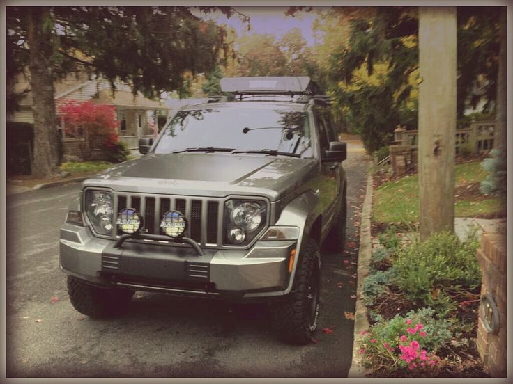 2012 Jeep Liberty Limited 4x4