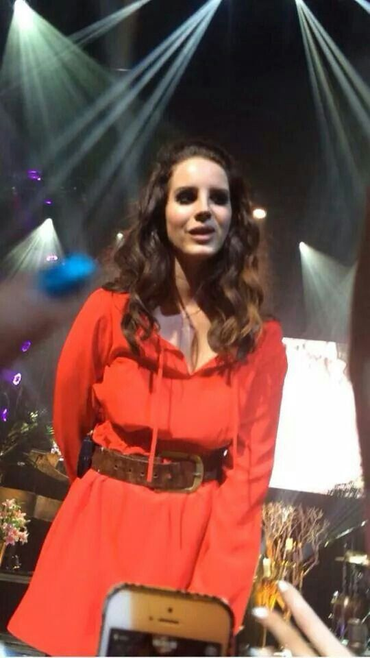 Lana Del Rey in Dallas