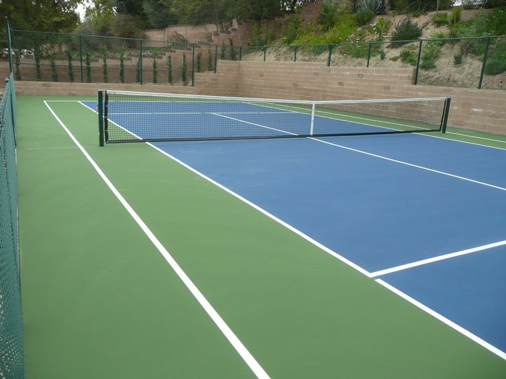 only best 25 ideas about backyard tennis court on