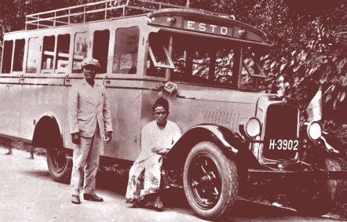 ESTO Bus from Salatiga