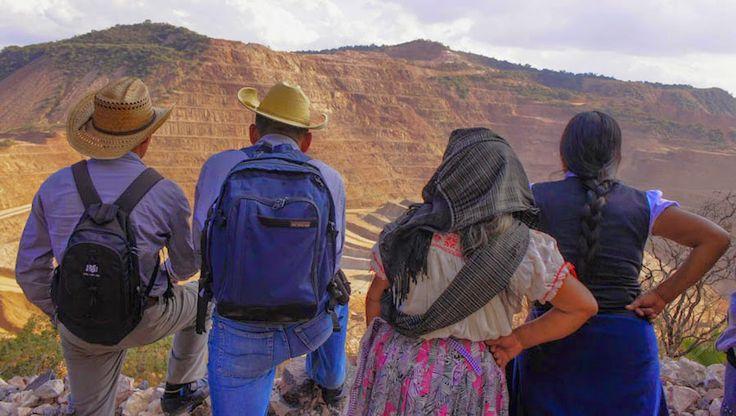 ECO-DIARIO-ALTERNATIVO: México: Pueblos fantasmas y reacomodo minero en la Sierra Michoacana