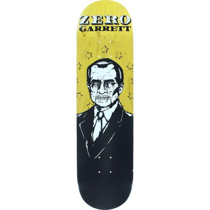 ZERO HILL DEAD PRESIDENTS DECK-8.25 NIXON