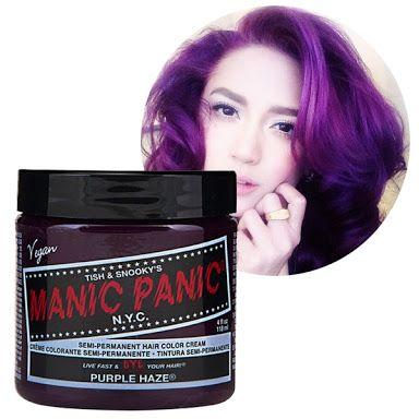 how to use manic panic purple haze - Google Search