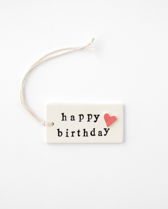 Gift Tag Happy Birthday available here at http://www.coastalstudio.com.au/product/happy-birthday-gift-tag/