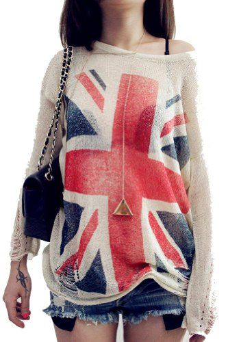 Crochet Hollow Out Long Sleeve Knit Pullover Union Jack Flag Hole Sweater Fengbay,http://www.amazon.com/dp/B00H4TFI1Q/ref=cm_sw_r_pi_dp_5gPWsb0SWKMZTAGE