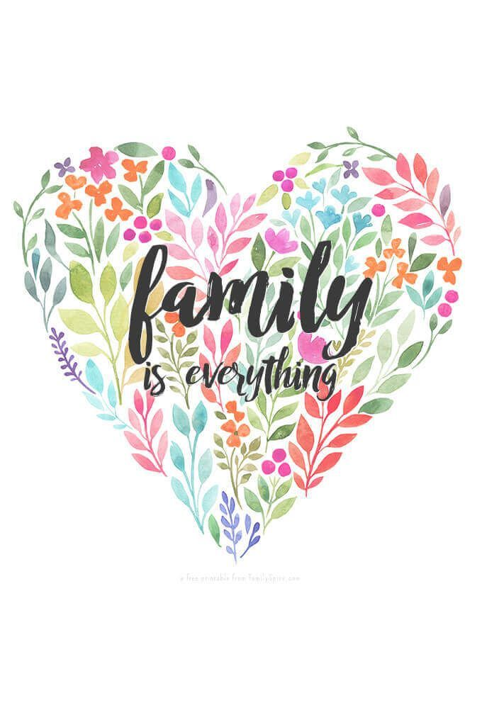 This love letter to my family lets them know how important they are to me, plus …