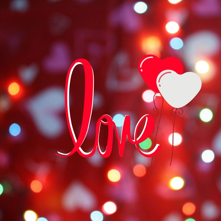 February ~ All About Love