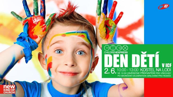 den dětí v ICF, 2.6.2013