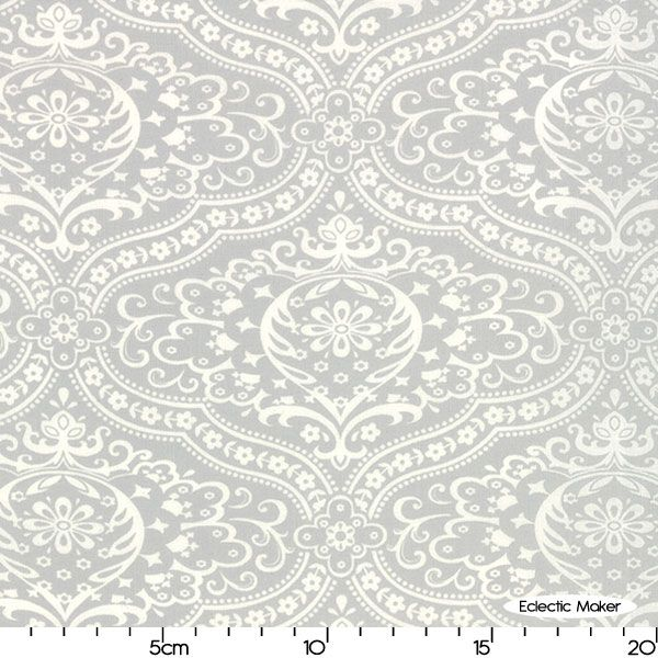 Lily Ashbury High Street Chloe in Grey Lily Ashbury High Street Chloe in Grey Moda fabric for patchwork quilting and dressmaking from Eclect...