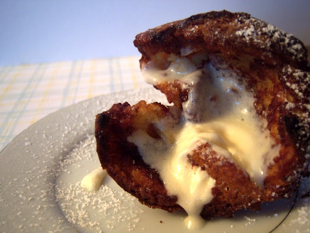 Cinnamon Roll Popovers | Favorite recipes | Pinterest