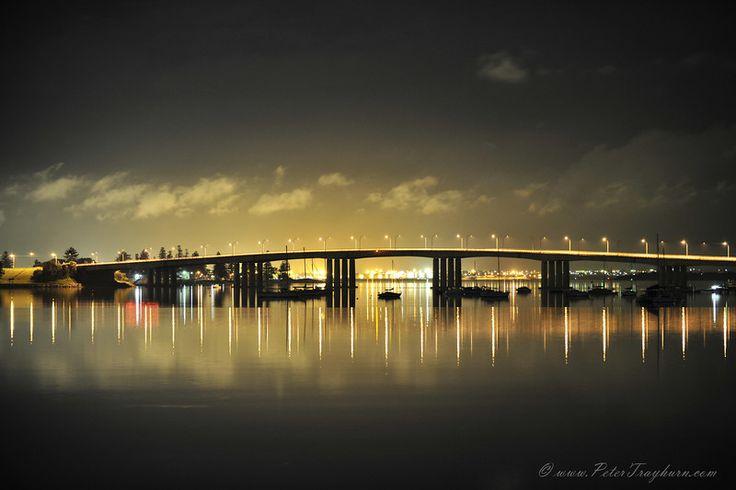 Captain Cook Bridge Taren Point