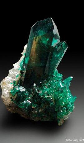 Dioptase / Namibia #minerals #rocks #crystal i love crystals!