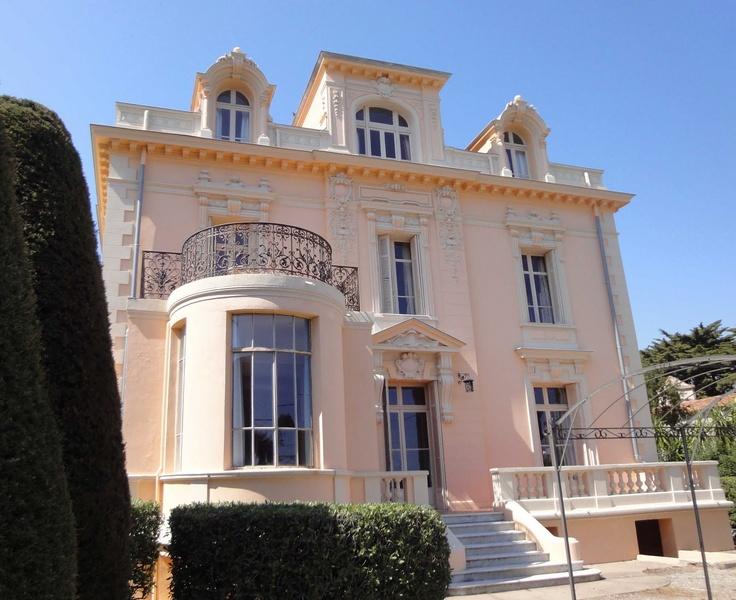 La Napoule - Villa Marguerite http://www.ot-mandelieu.fr/