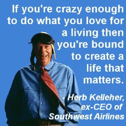 southwest airfare leadership
