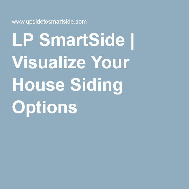 LP SmartSide | Visualize Your House Siding Options