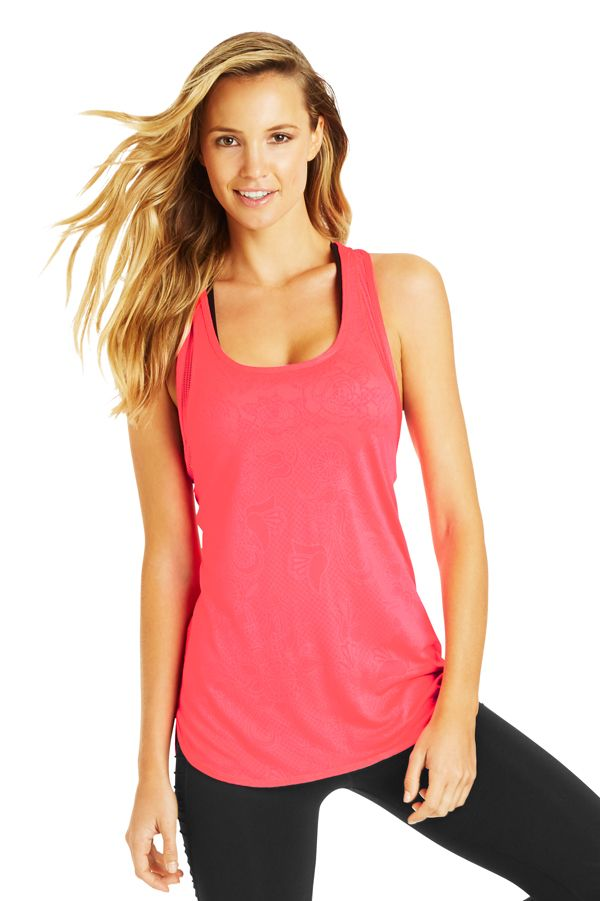Lacey Excel Tank | Tanks | New In | Categories | Lorna Jane Site
