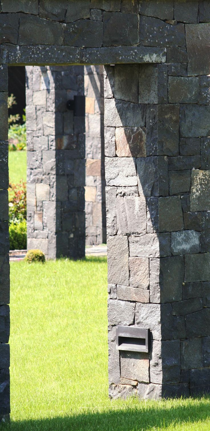 čedičové sloupy / basalt columns