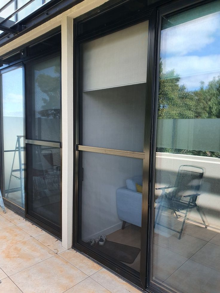 Sliding Flyscreen Doors In 2020 Screen Door Doors Security Door