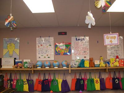 Hot glue clothespins to the wall to hang up charts: Display Anchors, Glue Clothespins, Classroom Decor, Grade Site, Anchor Charts, Classroom Organizations, Anchors Charts, First Grade, 1St Grade