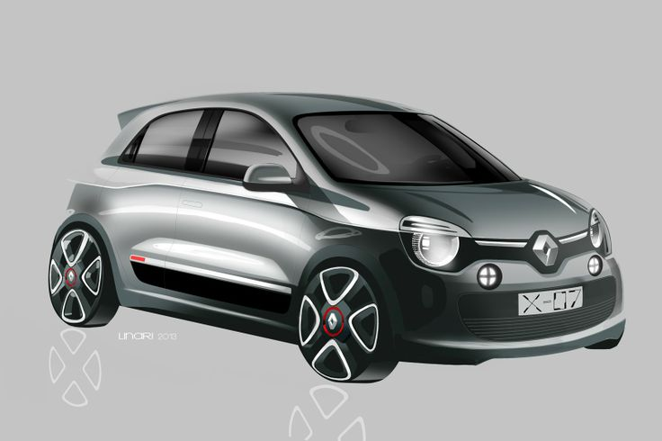 New Renault Twingo Aims for Second Spot in Class, in Europe - Carscoops