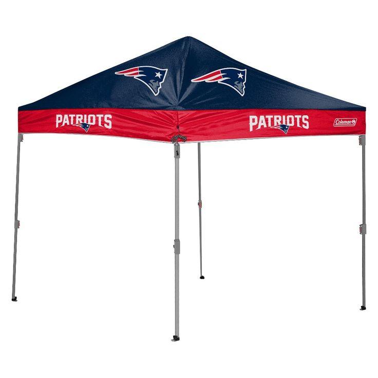 Straight Leg Canopy Tent