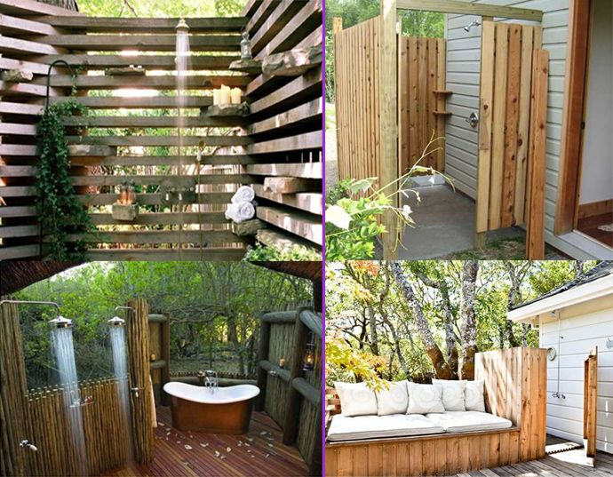 20 Irresistible Outdoor Shower Designs for Your Garden | http://www.designrulz.com/spaces-for-living/bathroom-product-design/2012/07/20-irresistible-outdoor-shower-designs/