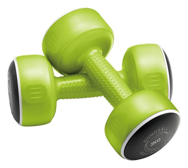 Kézi súlyzók a Body Sculpture-től! Használja edzéshez a Body Sculpture praktikus műanyag borítású kézi súlyzóit!