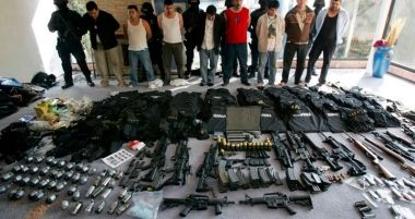 U.S. Government and Top Mexican Drug Cartel Exposed as Partners