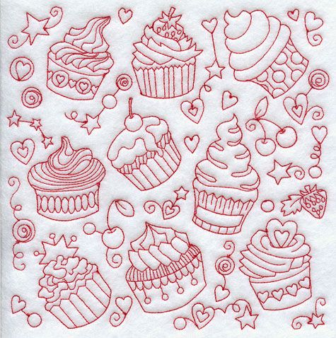 Machine Embroidery Designs At Embroidery Library New This Week Embroidery Ideas Food