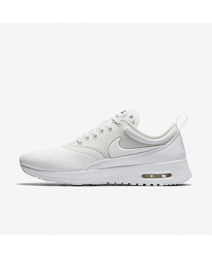Womens Nike Air Max Thea Ultra Premium Summit White Shoe