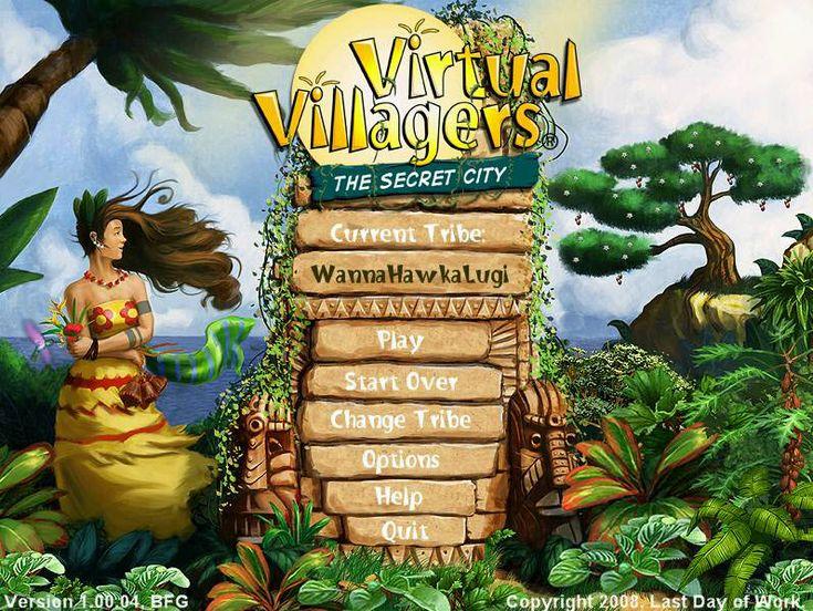 Virtual Villagers 3 Walkthrough & Cheats