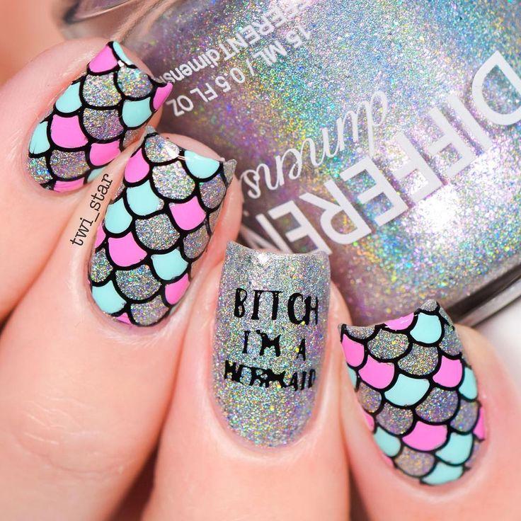 2686 best nails images on Pinterest | Make up looks, Korean nails ...