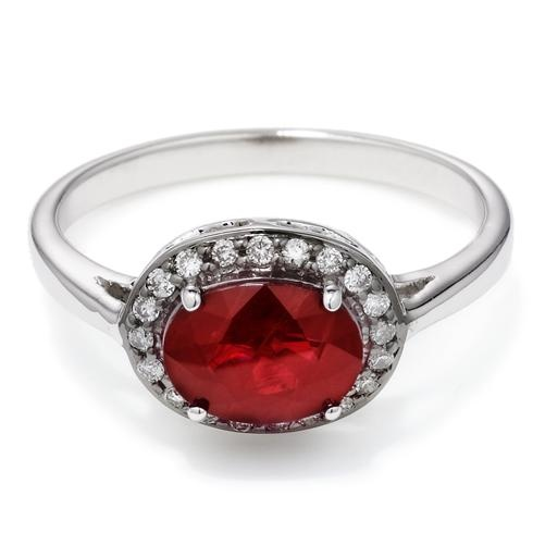Featuring an enchanting, oval-shaped ruby gem surrounded by pave diamonds, this glamorous ring is perfect as an engagement or commitment ring.  Anna Sheffield at Greenwich Jewelers  $11400: Rosette Rings, Sheffield Oval, Ruby Rings, Pave Diamonds, Anna Sheffield, Jewelry, White Diamonds, Oval Rosette, Engagement Rings