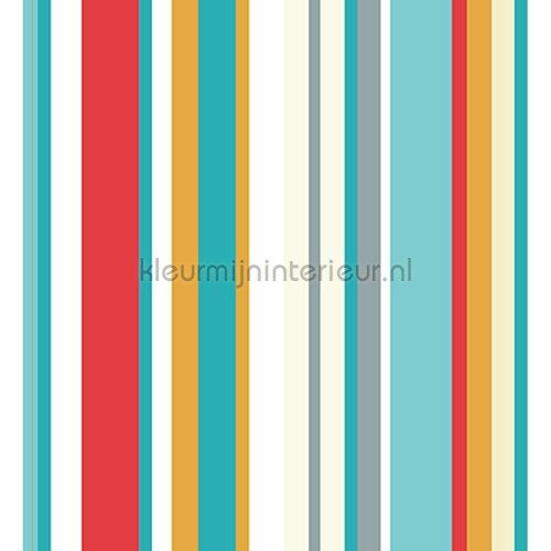 Walk the Line behang uit de collectie Pajama Party  Wallquest online bestellen bij kleurmijninterieur