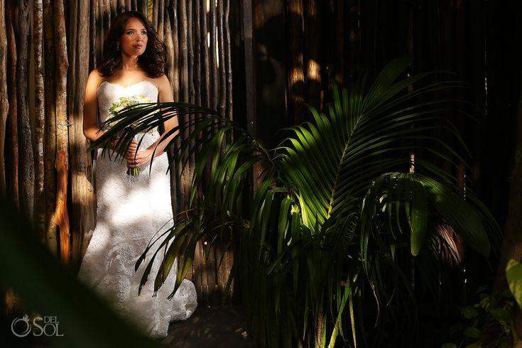 Akiin Beach Club Wedding - Mexico Wedding - Tulum, Mexico - Del Sol Photography