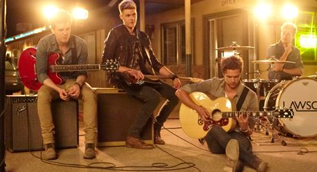 Lawson...The inspiration for the feel of the band at the moment