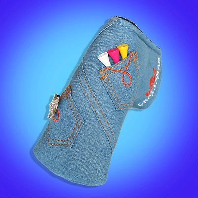 NEW Cowboy Magnet Golf Putter Head Covers For Scotty Cameron Taylormade Odyssey